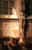 Pope John Paul Ii - Kathedrale in Strasboourg Lizenzfreie Stockfotografie