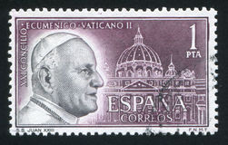 Pope John XXIII Royalty Free Stock Images