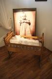Pope kołyska obraz stock
