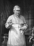 Pope Pius IX Royalty Free Stock Photography