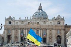 Popes John XXIII and John Paul II to be Canonized Royalty Free Stock Photos