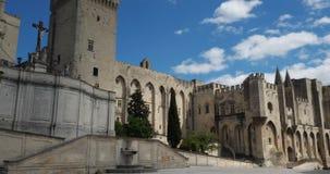 The Popes` Palace, Avignon, France