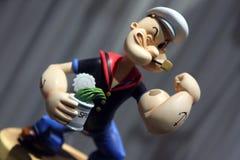 Popeye ο ναυτικός Στοκ Φωτογραφία