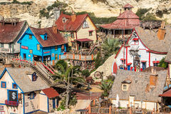 Popeye Village, Malta Royalty Free Stock Image