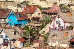 Popeye Village, Malta Royalty Free Stock Image