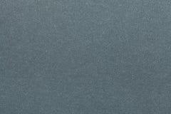 Popielata błękitna kartonowa tekstura Fotografia Stock
