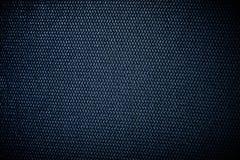 Popielata błękitna krzesło materiału tekstury winieta Zdjęcia Royalty Free
