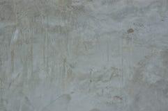 Popielata betonowa tekstury ściana zdjęcia royalty free