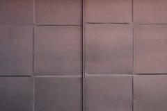 Popielata betonowy blok ściany tekstura Zdjęcia Royalty Free