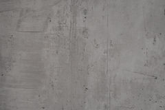 Popielata cement ściany tekstura obrazy royalty free