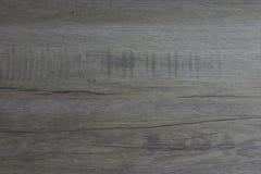 Popielata drewniana deska Zdjęcie Royalty Free