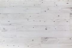 Popielata drewniana podłoga Obraz Stock
