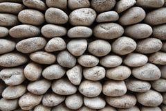 Popielata kamienna ściana w wspinaczce obraz royalty free