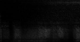 Popielatego, czarny i biały vhs usterki hałasu tła realistyczny migotanie, analogowy rocznika TV sygnał z złą interferencją, ładu ilustracji