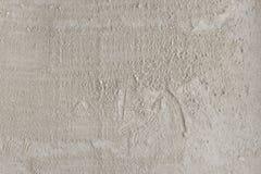 Popielatej betonu cementu ściany podłogowy tło z świetnym pyłem zdjęcie stock