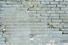 Popielaty ściana z cegieł dla tła 8 Obraz Stock
