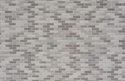 Popielaty ściana z cegieł Popierać kogoś Zdjęcie Stock