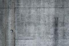 Popielaty betonowej ściany tekstury tła motyw Fotografia Royalty Free
