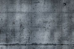 Popielaty betonowej ściany tekstury tła motyw Zdjęcie Stock
