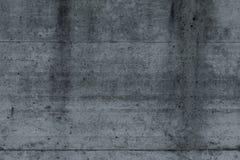 Popielaty betonowej ściany tekstury tła motyw Obraz Royalty Free