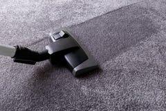 Popielaty czysty i dywan fotografia stock