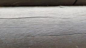 Popielaty Drewniany panel - tekstura Zdjęcie Royalty Free