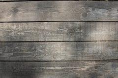 Popielaty drewniany tło, tekstura dla projektantów obraz stock