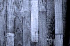 Popielaty drewniany tło w czarny i biały Zdjęcia Stock