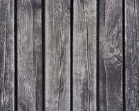 Popielaty drewniany tło Obrazy Stock