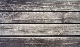 Popielaty drewniany tło Obraz Stock