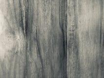 Popielaty drewno wzór Obrazy Royalty Free