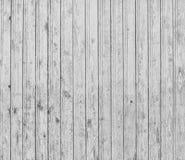 Popielate drewno deski Fotografia Stock