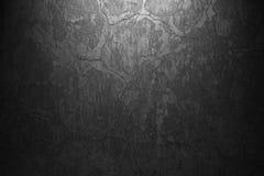 Popielaty grunge textured ściana Fotografia Stock