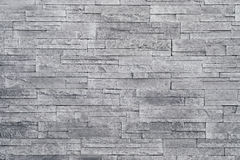 Popielaty kamiennej ściany tło Obraz Stock