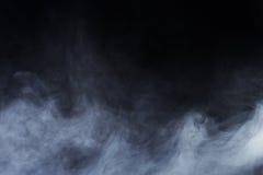 Popielaty Mgławy dym Obraz Royalty Free