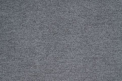 Popielaty naturalnej tkaniny tekstury tło Obraz Royalty Free