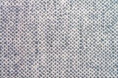 Popielaty Tekstylny tło Obrazy Royalty Free