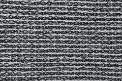 Popielaty tweed lubi teksturę, szarego wełna wzór, textured sól i pe, Obrazy Stock