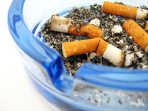 popielniczka papierosy Obrazy Royalty Free