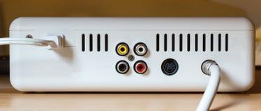 Popiera kabla pudełko Zdjęcia Stock