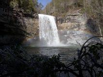 Popiera spadki--Sequatchie, Tennessee obrazy stock