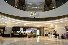 Popkornu zakupy centrum handlowe w Tsueng Kwan O Zdjęcia Royalty Free
