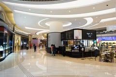 Popkornu zakupy centrum handlowe w Tsueng Kwan O Obraz Royalty Free