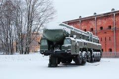 Poplar ICBMs Royalty Free Stock Photo