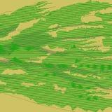 Poplar abstract 1 ambra new imaginary landscape Stock Photos