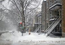 popołudniowego tła mosta Canada cartier target1312_1_ Jacques opóźneni Lawrence Montreal starzy ludzie przesyłają Quebec zima rze Zdjęcie Royalty Free