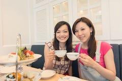 Popołudniowej herbaty czas Obraz Royalty Free