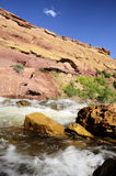 Popo Agie River Royalty Free Stock Image