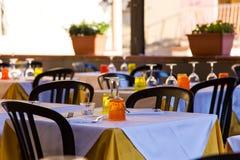 Popołudnie bar Fotografia Royalty Free
