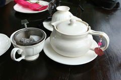 Popołudniowa herbata Obrazy Stock
